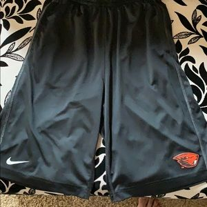 Oregon State Nike Shorts Size XL Kids